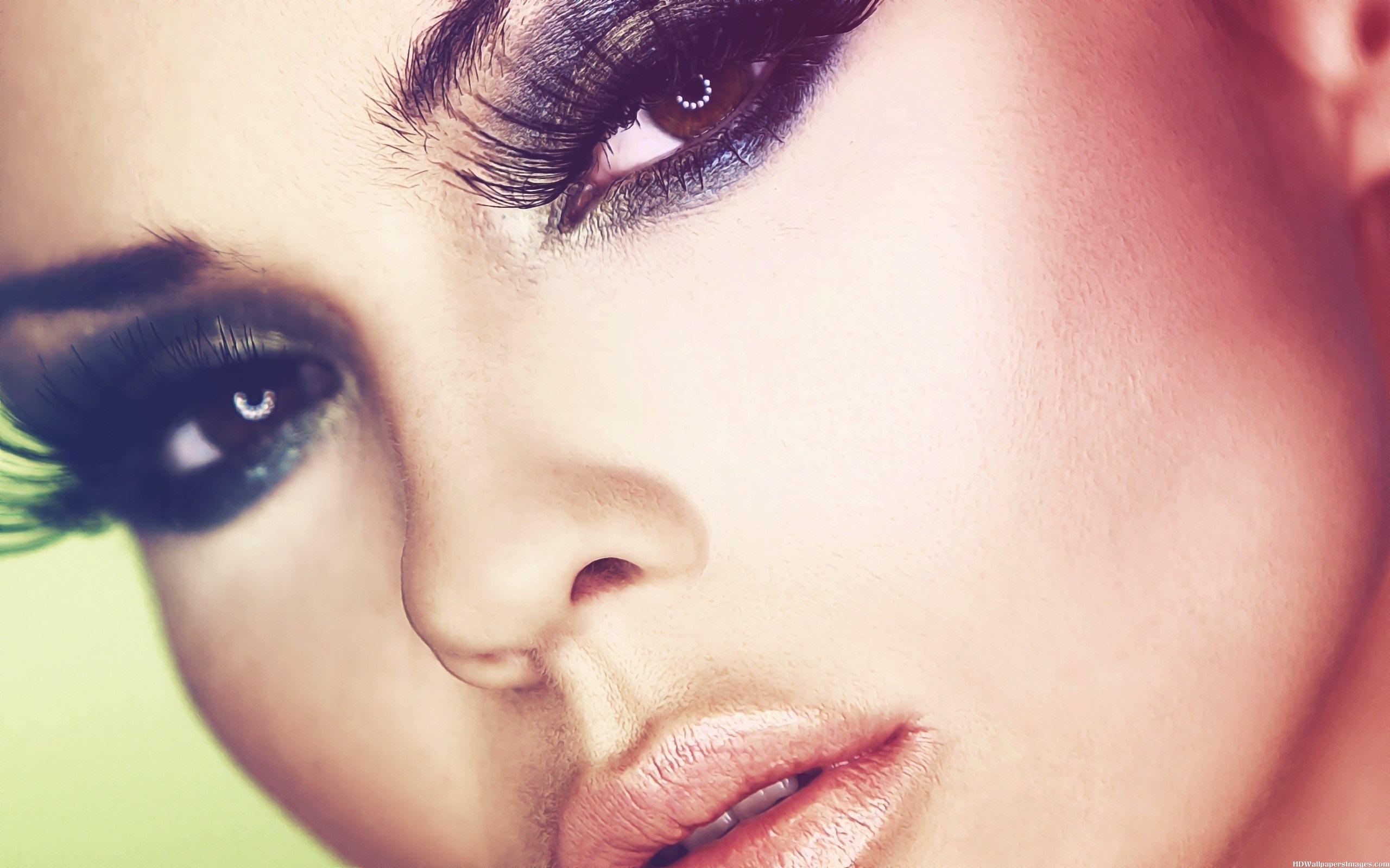 girls_eye_makeup_hd_wallpapers